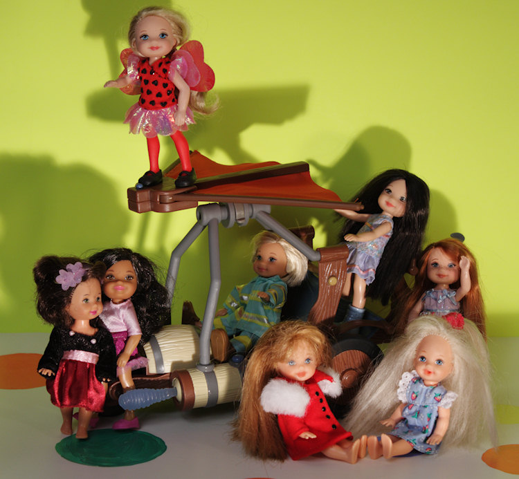 Kelly Dolls