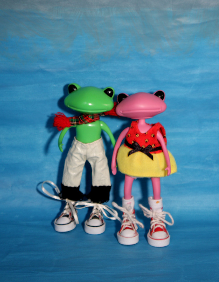 Wonder Frogs