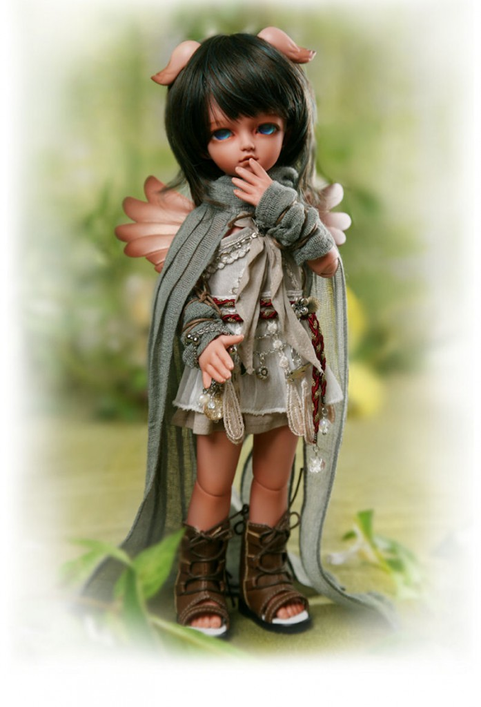 Soom Teenie gem 26cm tall